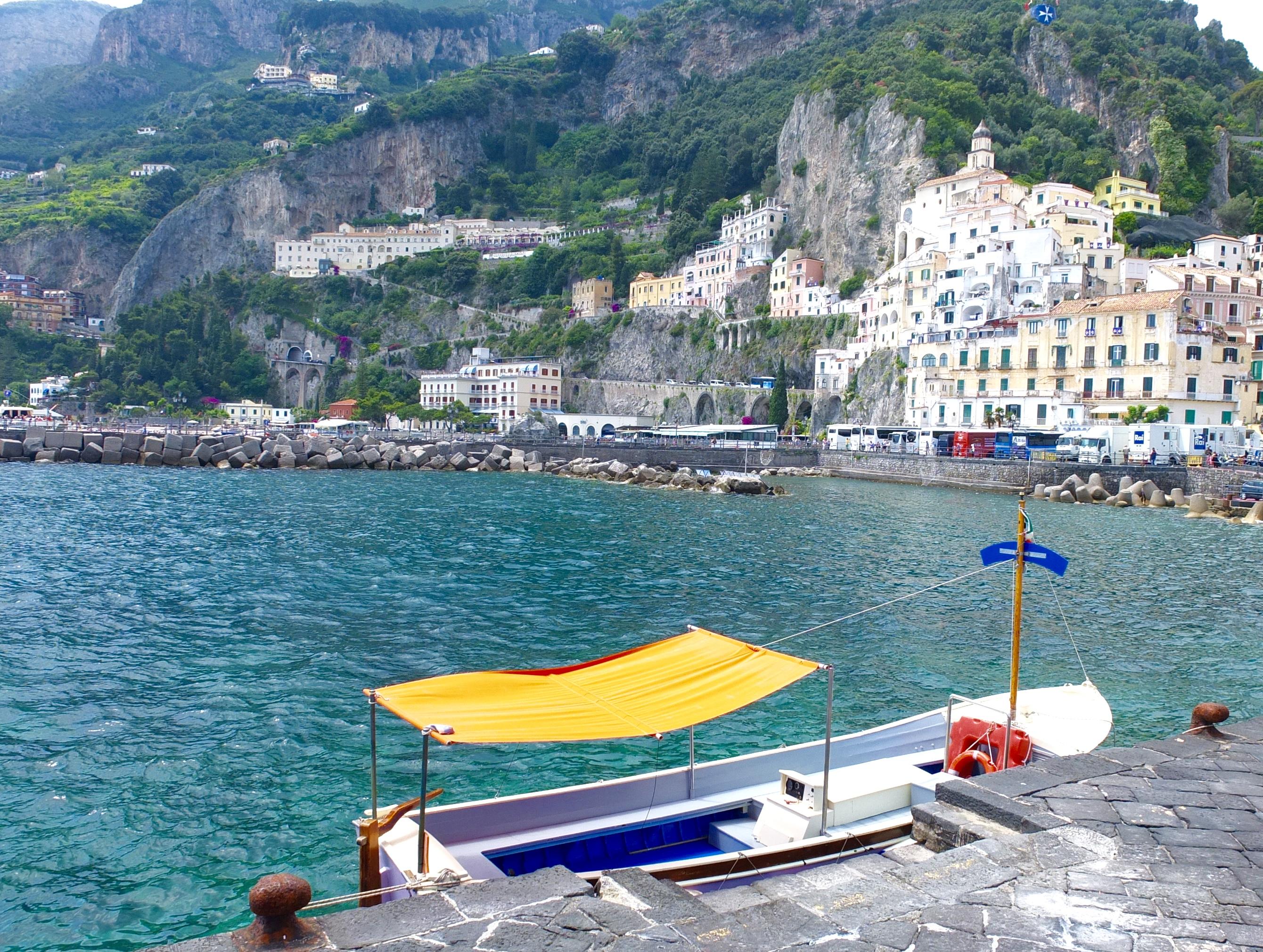 Road Trip En Italie 1 La Cote Amalfitaine Biobeaubon